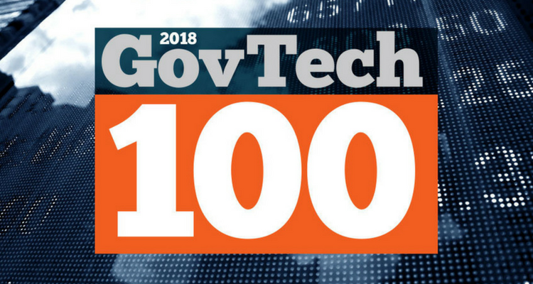 GovTech 100 List 2018 | ViewPoint