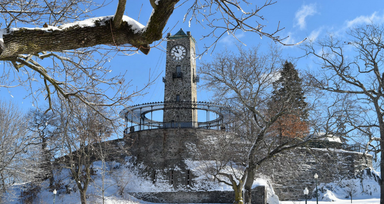 Central Falls Rhode Island Case Study