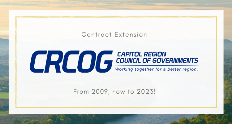 CRCOG Contract Extension | ViewPoint Cloud