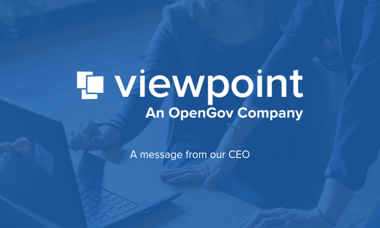 Special Announcement: The Next Chapter for ViewPoint